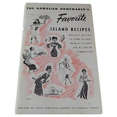 The Hawaiian Homemaker's Favorite Island Recipes