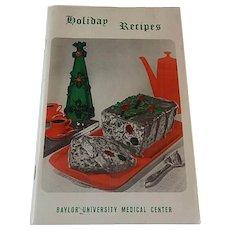 Holiday Recipes by Baylor University Medical Center