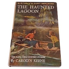 A Dana Girls Mystery The Haunted Lagoon