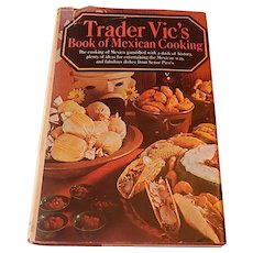 Trader Vic's Book of Mexican Cooking