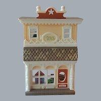 Hallmark Old Fashioned Toy Shop Ornament