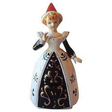 Enesco Princess Ceramic Ornament Figurine