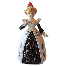 Enesco Princess Ceramic Ornament Figurine