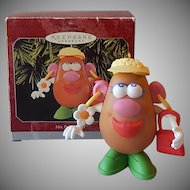 Hallmark Keepsake Ornament Mrs. Potato Head