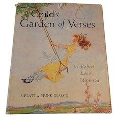 A Child's Garden of Verse by Robert Louis Stevenson