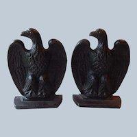 Robert Emig Eagle Bookends