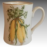 Vegetable Harvest Corn Mug by Fitz & Floyd