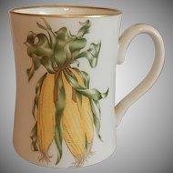 Vegetable Harvest Corn Mug by Fitz & Floyd