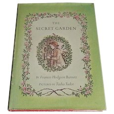 The Secret Garden Pictures by Tasha Tudor