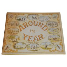 Around the Year by Tasha Tudor