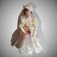 Ashton Drake Betty Bride Doll