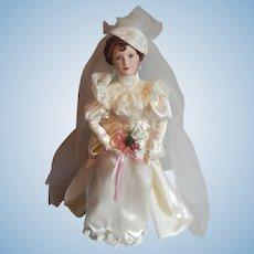 Ashton Drake Betty Bride Doll