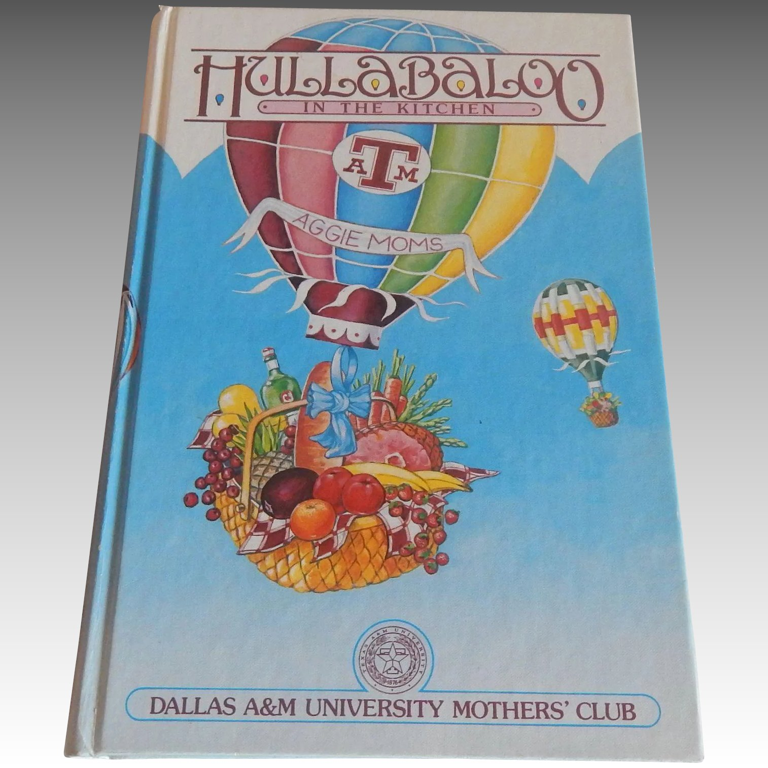Hullabaloo In The Kitchen Cookbook Aggie Moms : Colemans ...