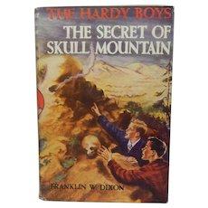 The Hardy Boys The Secret Of Skull Mountain #27
