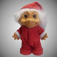 Russ Jangles Christmas Troll Doll