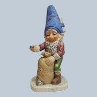 Goebel Co-Boy Utz The Banker Gnome Figurine