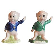 Warner Bros. Porky Pig Salt and Pepper Shakers