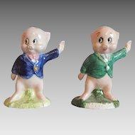 Warner Bros. Porky Pig Salt and Pepper Shakers