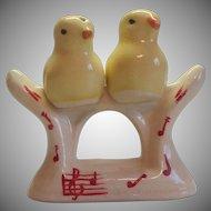 Bird Salt and Pepper Shakers