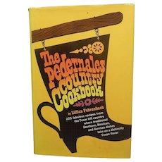 The Pedernales Country Cookbook Lillian Fehrenbach Texas
