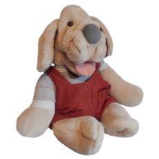 Ganz Bros. Wrinkles Hound Dog Puppet