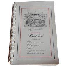 Excelsior House Cookbook Jefferson, Texas