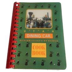 Utah Dining Car Cookbook