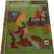 Little Golden Book Sleeping Beauty