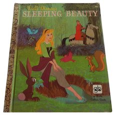 Little Golden Book Sleeping Beauty