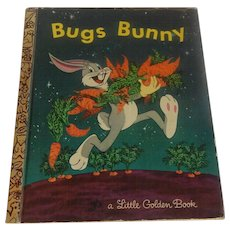 Little Golden Book Bug Bunny