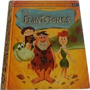 A Little Golden Book Hanna-Barbera's The Flintstones