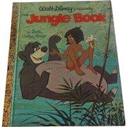 Little Golden Book The Jungle Book