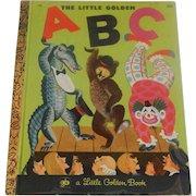 Little Golden Book A B C
