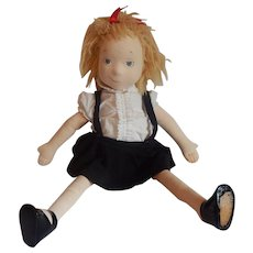 Madame Alexander Cloth Eloise Doll