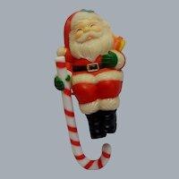 Santa Claus Christmas Stocking Hanger