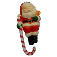 Santa Claus Christmas Stocking Hanger