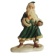 Hallmark Cards The Heirloom Santa Collection