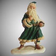 Hallmark Cards The Heirloom Santa Collection