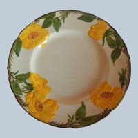 Franciscan Meadow Rose Salad Plate