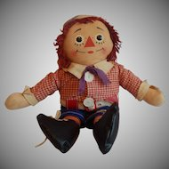 Knickerbocker Dress Me Raggedy Andy Doll