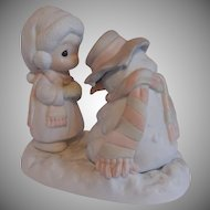 Precious Moments We're Going To Miss You Figurine