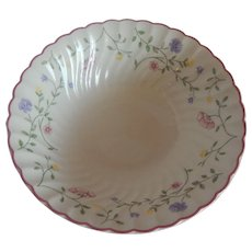 Johnson Bros. Summer Chintz Vegetable Bowl