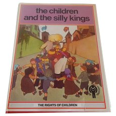 The Children And The Silly Kings J. L. Garcia Sanchez