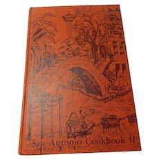 San Antonio Cookbook II 1980