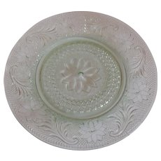Tiara Exclusives Sandwich Chantilly Green Salad Plate