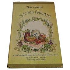 Betty Crocker's Kitchen Gardens Tasha Tudor