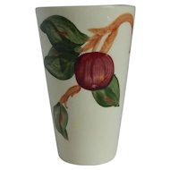 Franciscan Apple Earthenware Tumbler USA