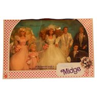 Wedding Party Midge Gift Set