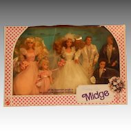 Wedding Party Midge Gift Set