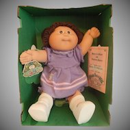 Cabbage Patch Kids Doll 1984
